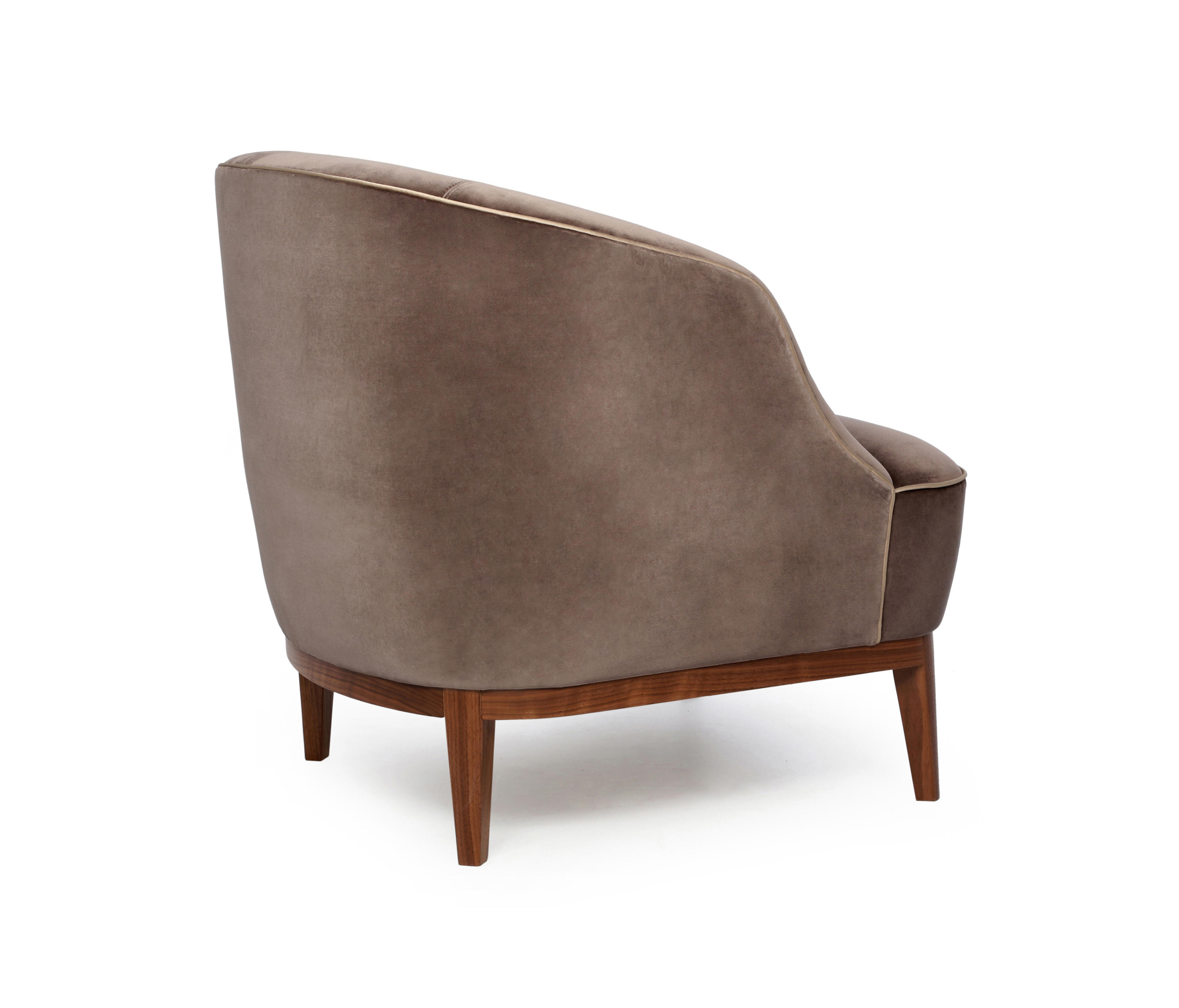 Lloyd occasional chair by The Sofa & Chair Company Ltd | Armchairs
