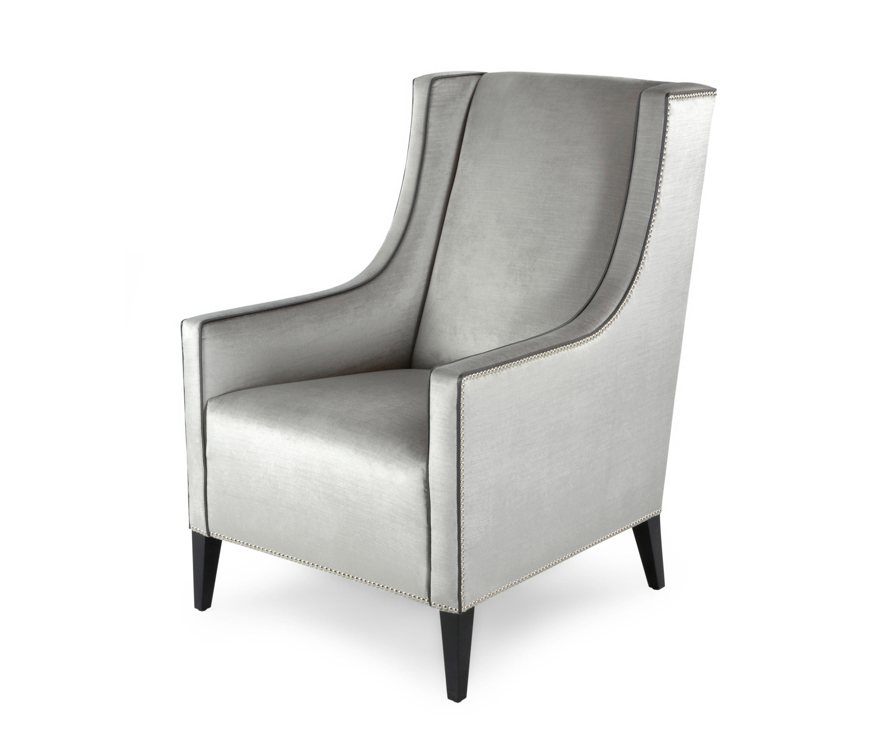 Christo small occasional chair by The Sofa & Chair Company Ltd | Armchairs