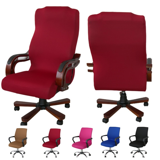 Seat Slipcovers Office Chair Covers for Computer Chair L/M/S