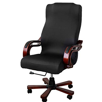 Amazon.com: BTSKY Back Office Chair Covers Stretchy for Computer