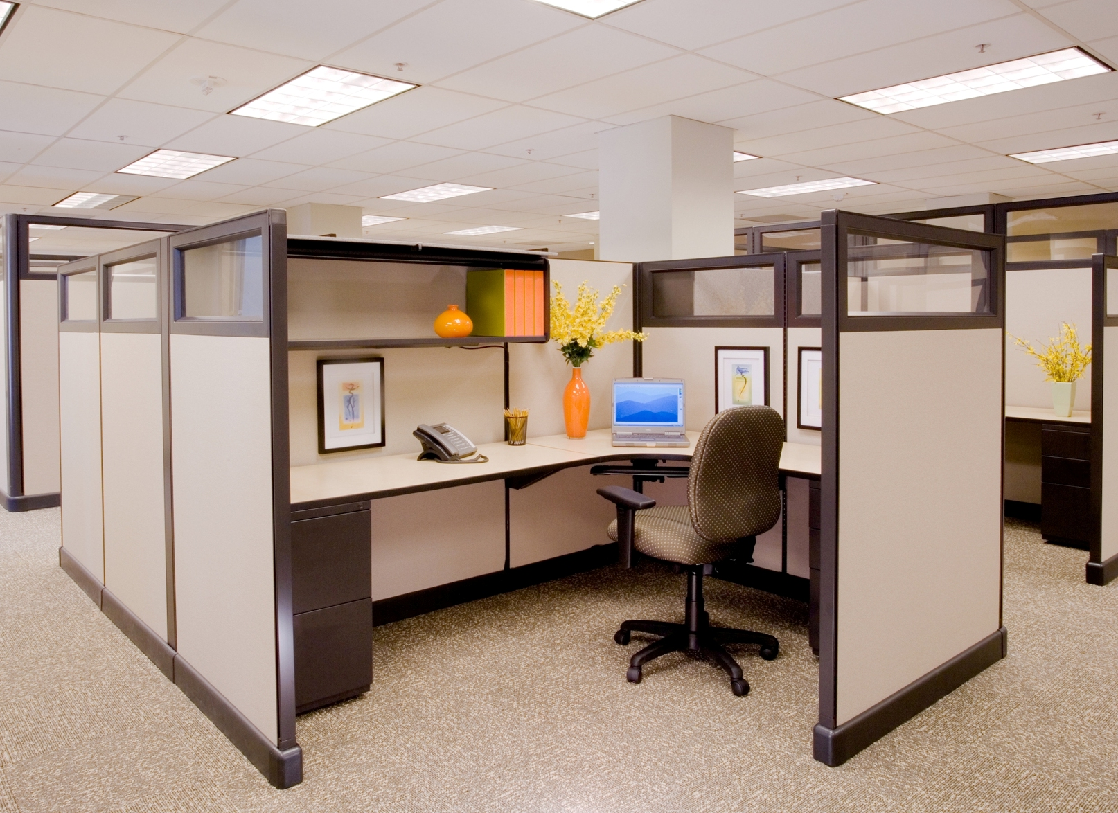 Be Productive with Office Cubicles Virginia | Maryland | Washington, DC