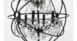 Willa Arlo Interiors Calderdale Orb 6-Light LED Globe Chandelier & Reviews  | Wayfair