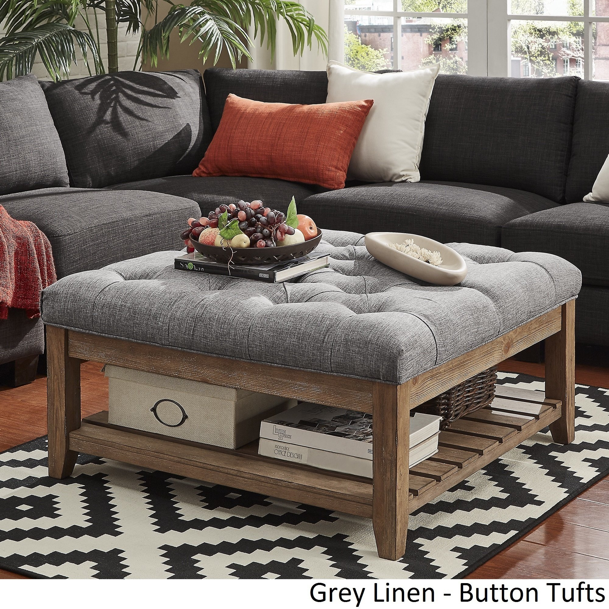 Ottoman Coffee Tables