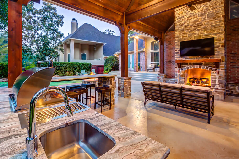 HomeOutdoor Kitchens