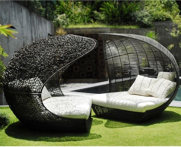 Calvin and Hobbes Outdoor Lounge Chairs - Outdoor Lounge Chairs - Chicago -  by Home Infatuation