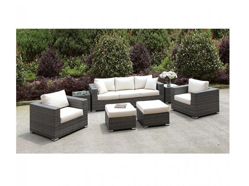 Somani Outdoor Sofa Set