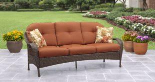 Better Homes and Gardens Azalea Ridge Outdoor Sofa, Seats 3 - Traveller Location