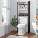 Over Toiler Storage Unit