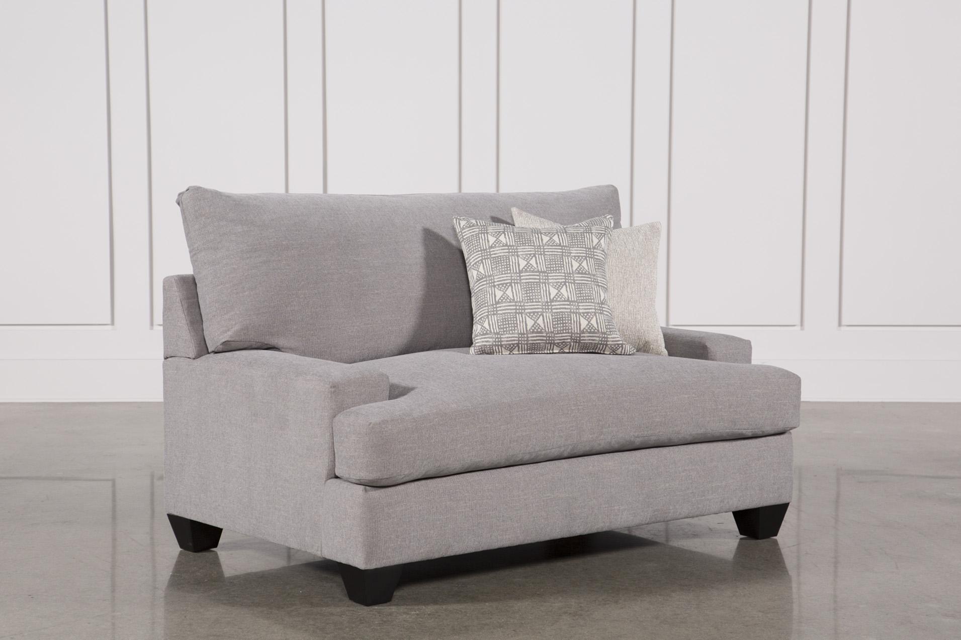 Harper Down Oversized Chair - 360