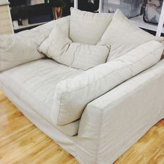 Couch HomeGoods oversized chair