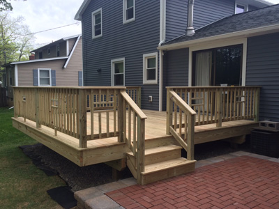 Patio Builder Rochester