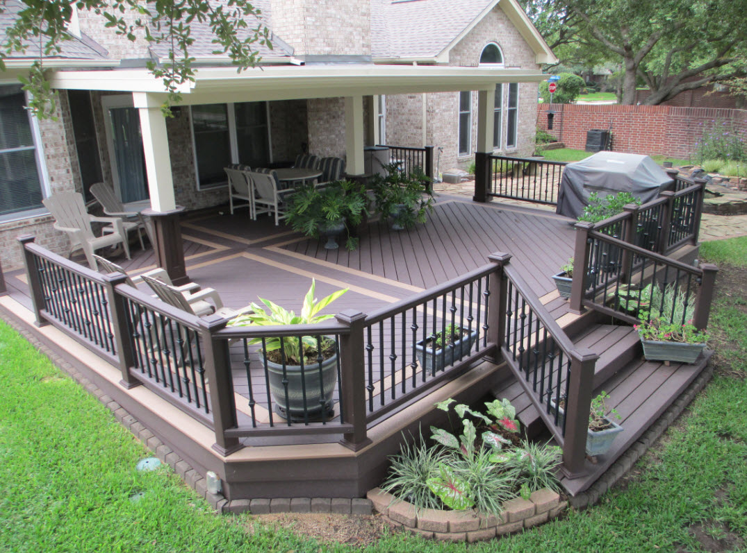 Modern Decks and Patios
