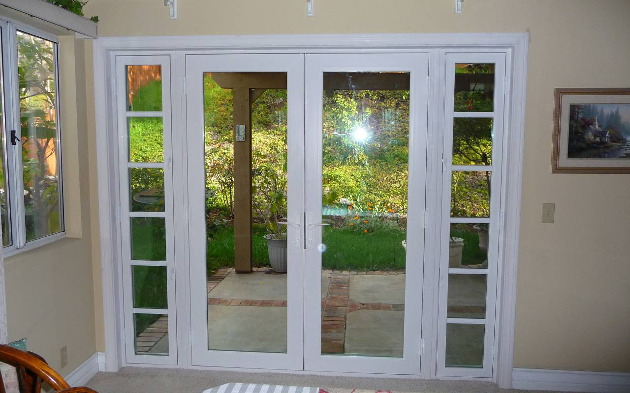 Smart French Patio Doors
