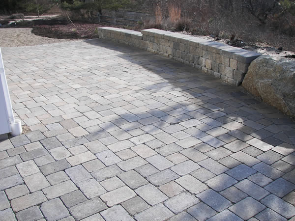Ethan Poulin Landscaping - Patios