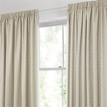 Habitat Vienna Pencil Pleat Curtains Pair