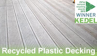 VS Recycled Plastic Decking Kedel