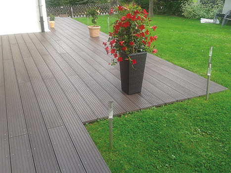 decking material review