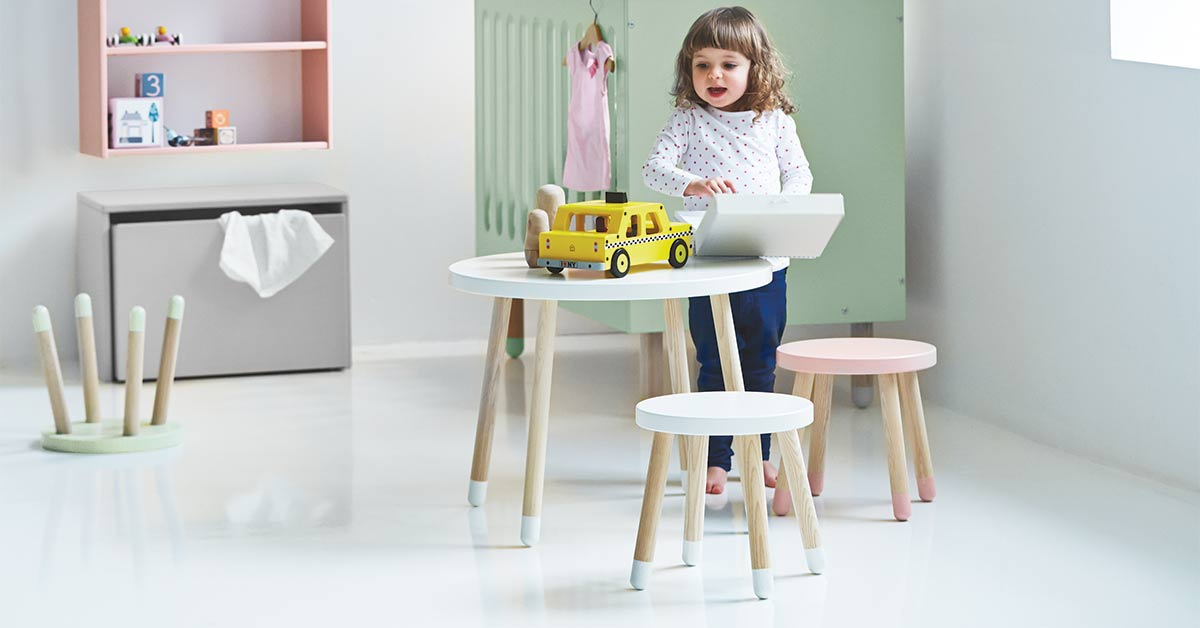 A kids Playroom needs play tables, play tents and other interesting  furniture to make their space fun and inviting. We offer an array of  inspiring art,