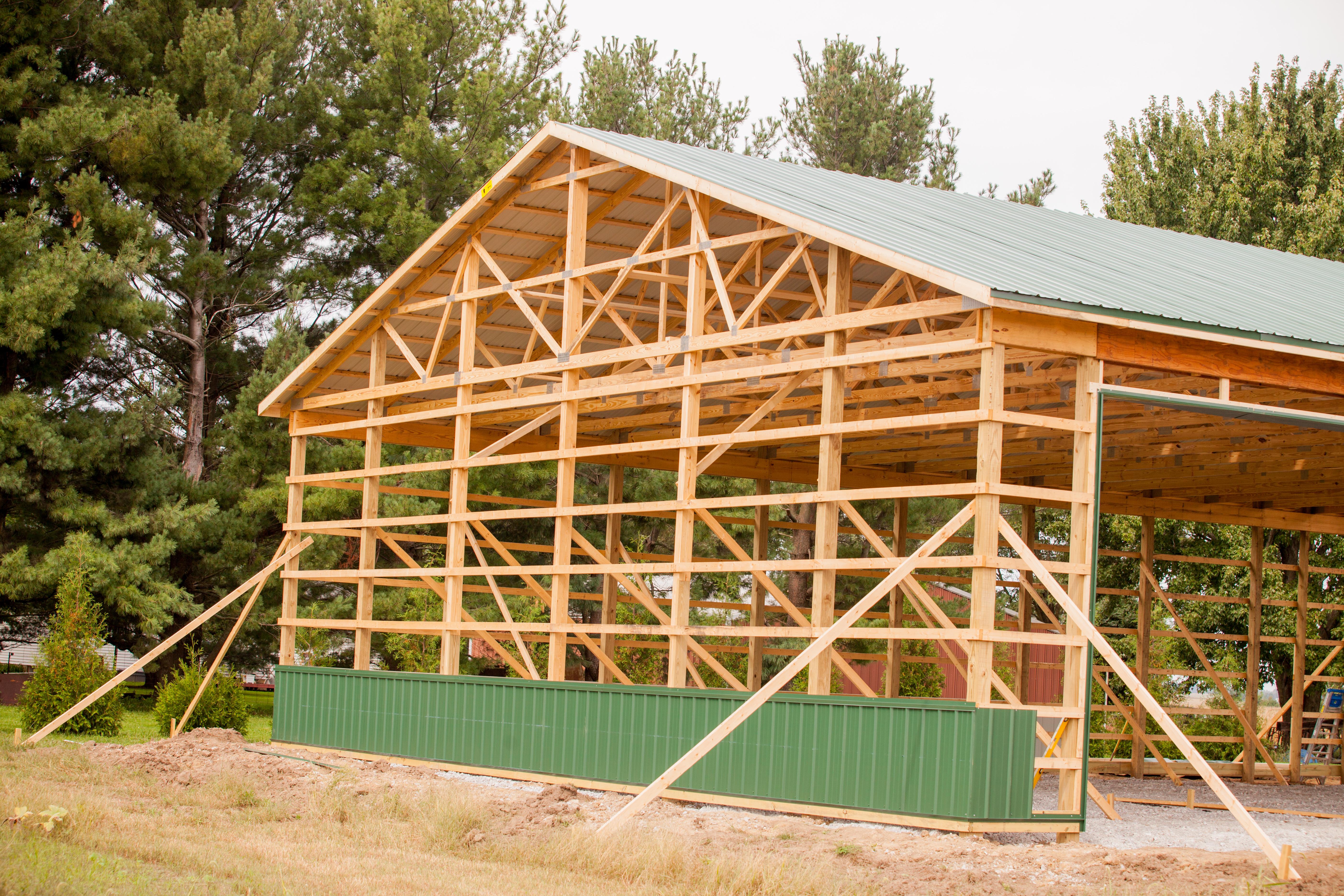 Pole Barn Terms Explained – Part 1