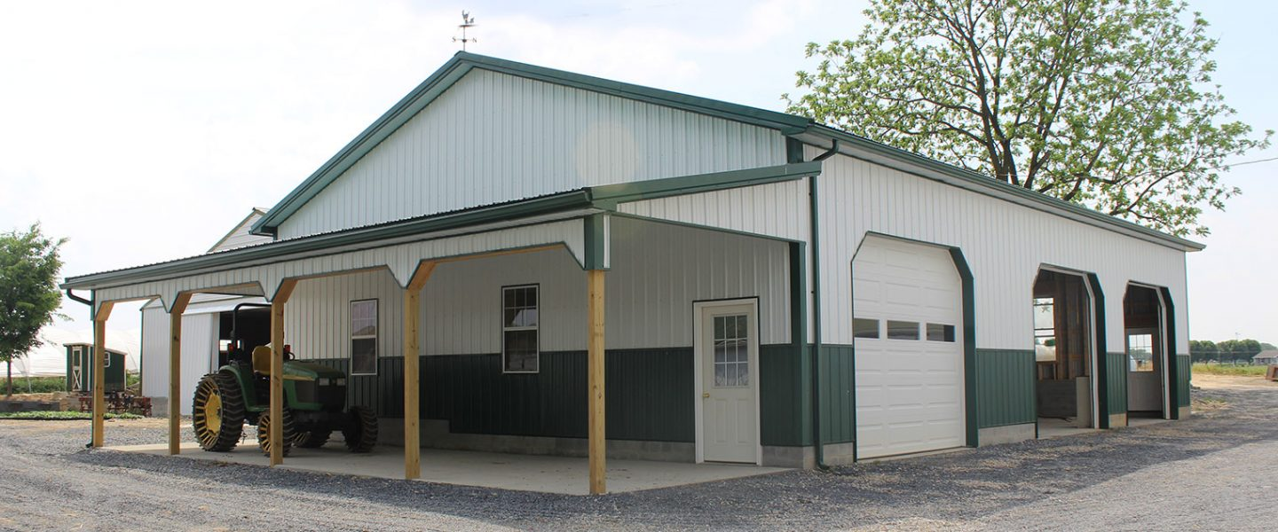 All You Need to Know About Pole Barn Kits