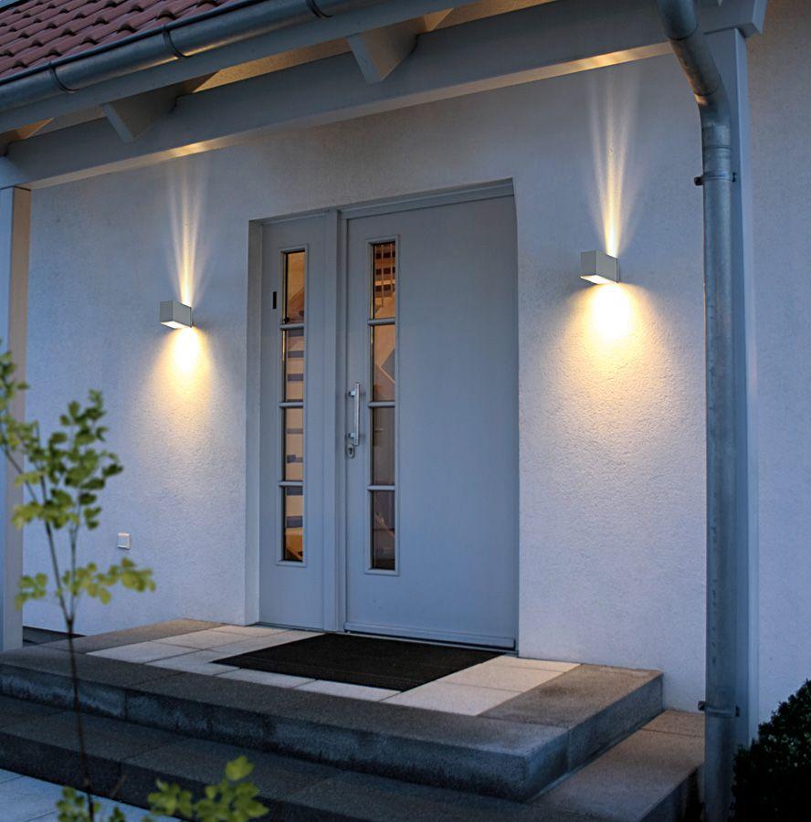 Modern Front Porch Lights