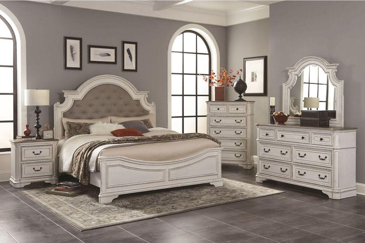 Isabella 5-Piece Queen Bedroom Set from Gardner-White Furniture