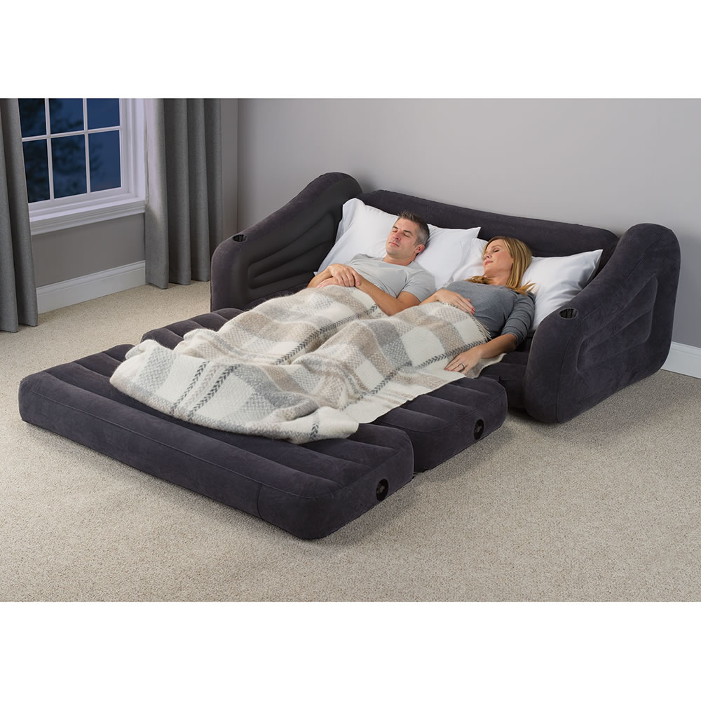 The Inflatable Queen Size Sleeper Sofa