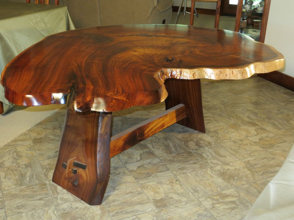Natural Solid Wood Furniture
