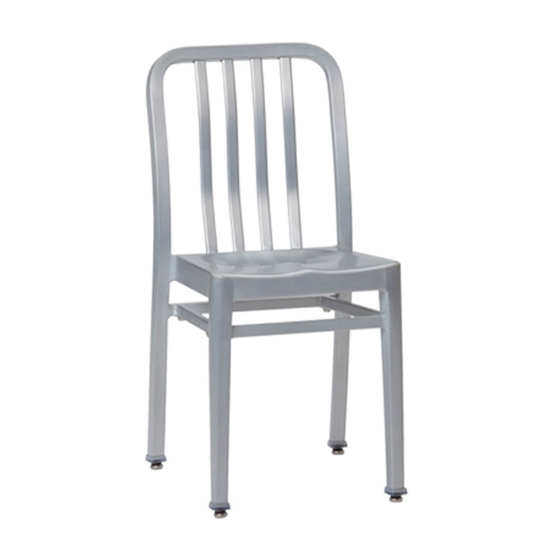 Aluminum Dining Stackable Chairs