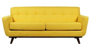 Joseph Allen Retro 3 Seater Sofa   Wayfair