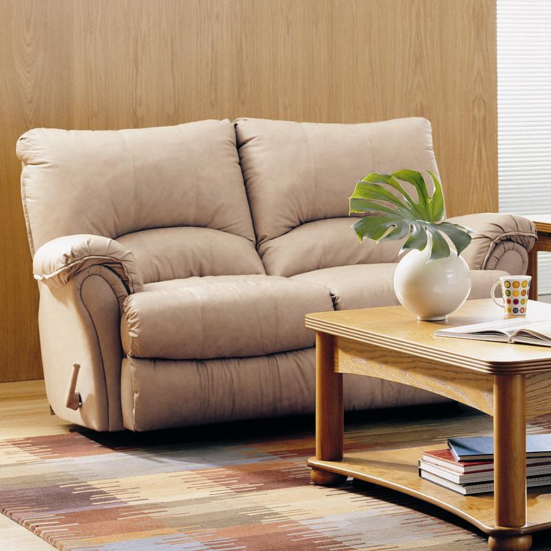 Double Rocking Reclining Loveseat