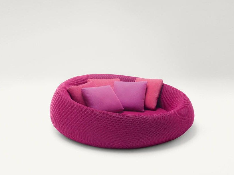 Paola Lenti Ease round couch
