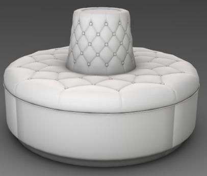 Zoom/View images (3) · Snapshot_001 Snapshot_002. Round Sofa