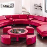 Round Sofa Designs