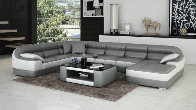 Exquisite Round Sofa Set Designs Penaime