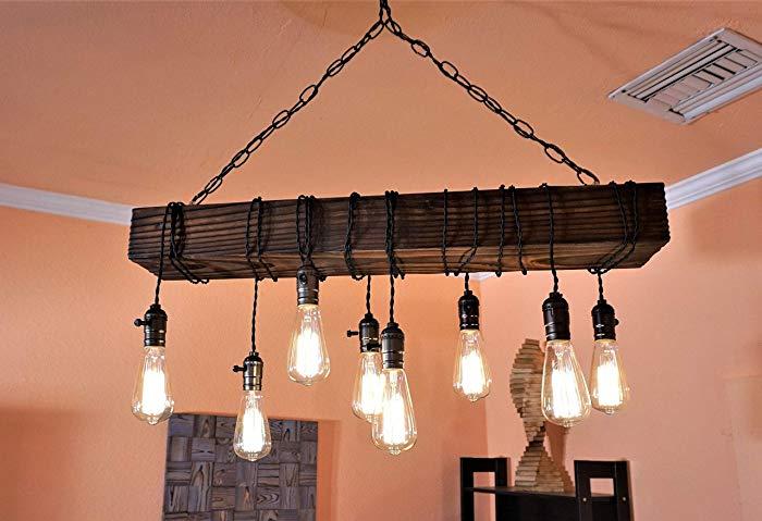 farmhouse chandelier-wood chandelier-rustic chandeliers-chandelier-wood  beam chandelier-farmhouse lighting-wood chandelier-rustic lighting-rustic  light