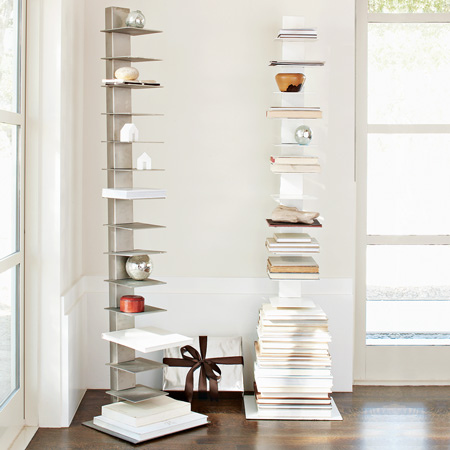 The West Elm Cadman Spine Bookase for $149.00