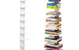 White Floating Bookshelf