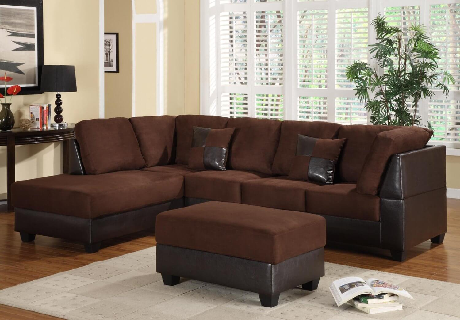 40 Cheap Sectional Sofas Under $500