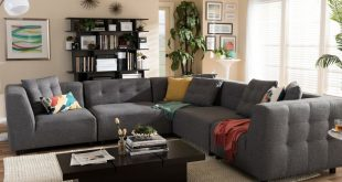 How to Buy a Sectional Sofa. sectional sofa in a living room