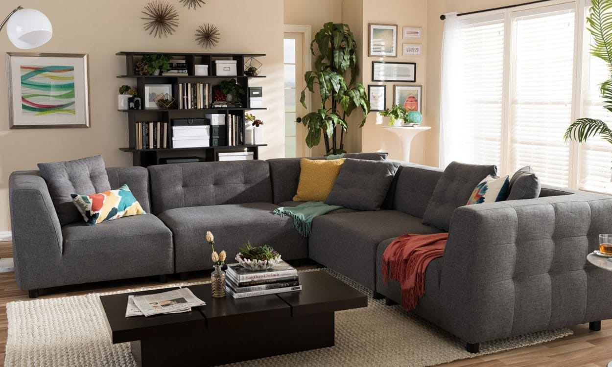 Sectional Sofa For Living Room