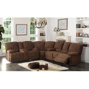 Kevin Reversible Reclining Sectional