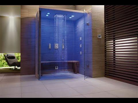 Shower room design ideas 2018 - YouTube