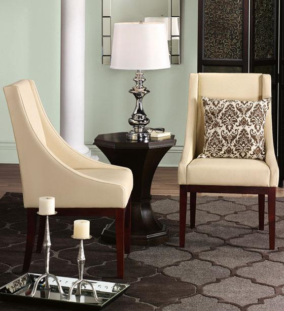 side chairs for living room lenox leather side chair side chairs living.