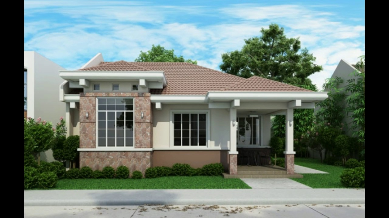Simple House Design in The Philippines, Simply Beautiful Dream House