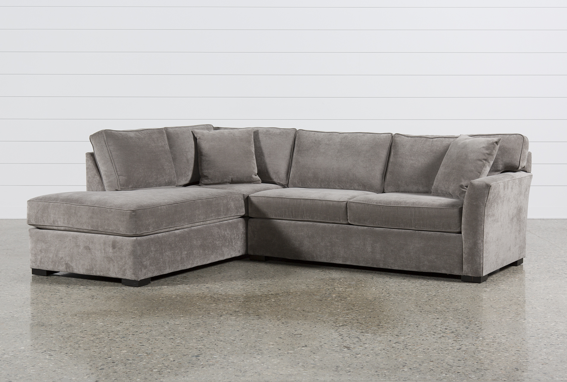 Aspen 2 Piece Sleeper Sectional W/Laf Chaise (Qty: 1) has been successfully  added to your Cart.