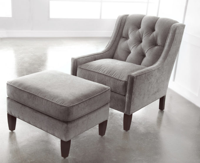 Care And Maintenance Of The Small Chair With Ottoman In Immaculate Small  Chair And Ottoman Applied
