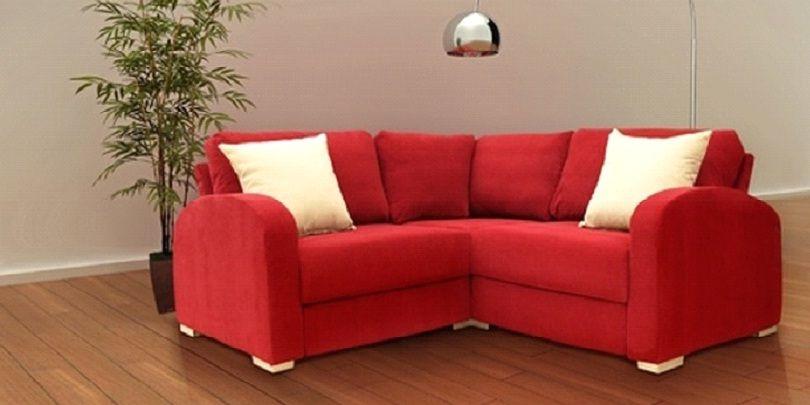 Small 2X2 Corner Sofa