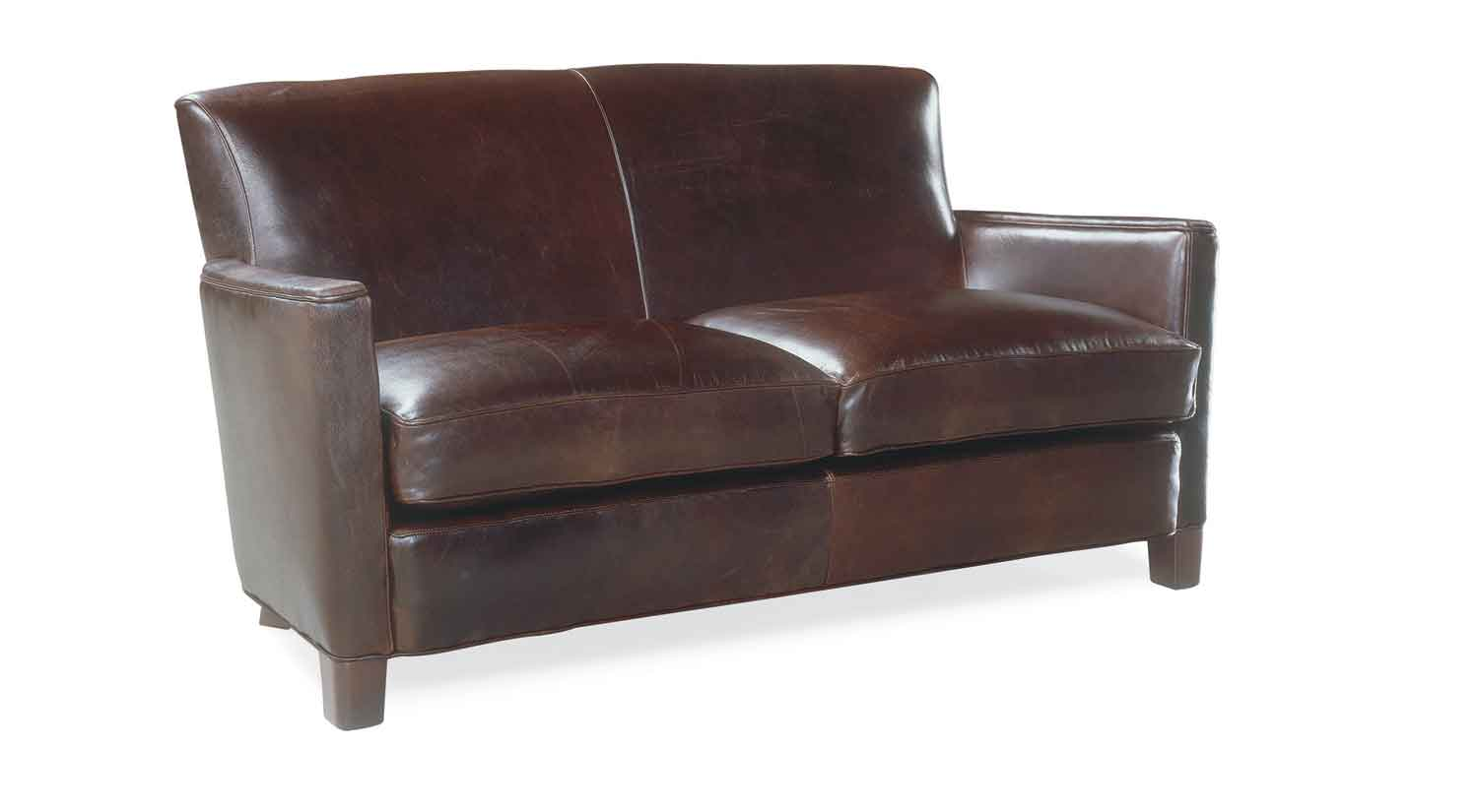 Living > Sofas / Loveseats Living: Sofas / Loveseats : Trent Leather  Loveseat