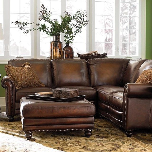 Small Leather Sectional Sofa Best Sectional Sofa Reviews | For the Home | Small  sectional sofa, Leather corner sofa, Small sectional